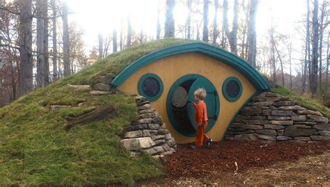 Cool House Floor Plans by Buy A Unique And Fun Hobbit Hole Playhouse