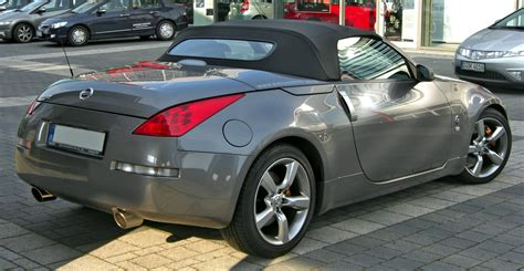 nissan coupe convertible image gallery nissan 350z convertible
