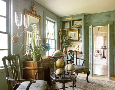 English Homes Interiors the english country house look is best achieved by layers of textures