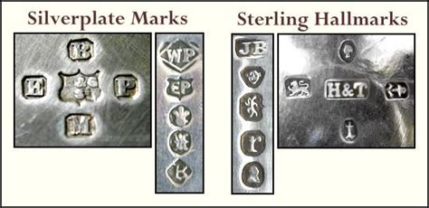 antique gold and silver hallmarks a visual guide books silver plate marks encyclopedia of silver marks