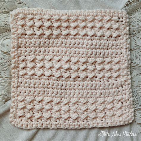 free crochet patterns miss stitcher 5 free crochet dishcloth patterns
