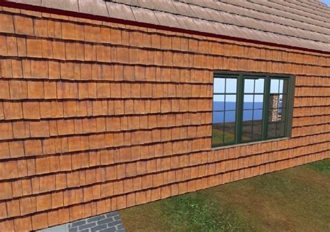 shingles siding house second life marketplace premium cedar wood house siding wood exterior wall wood
