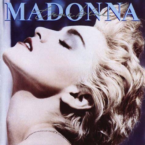 blue album true blue 1986 madonna chronosonic