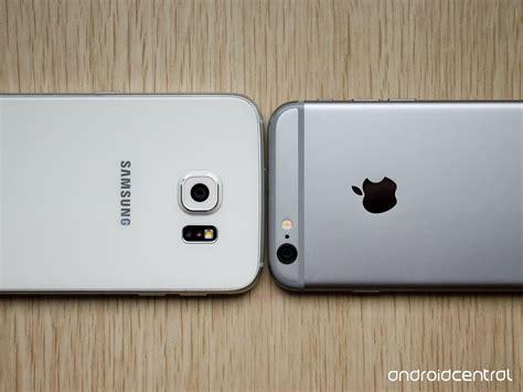 Sarung Iphone6 samsung galaxy s6 versus iphone 6 shootout