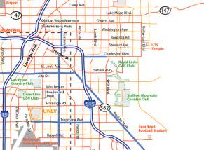 Map Las Vegas Nv by Las Vegas Nevada Map Related Keywords Amp Suggestions Las