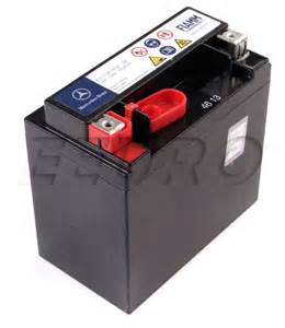 Mercedes Auxiliary Battery Genuine Mercedes Auxiliary Battery Sbc 2115410001 Free