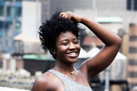 6 awesome ways to take care of natural hair after the gym the fader