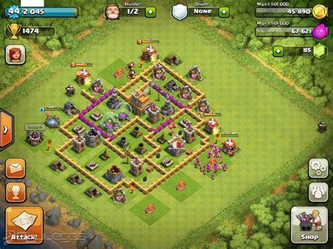 imagenes satanicas en clash of clans clash of clans para ios 3djuegos