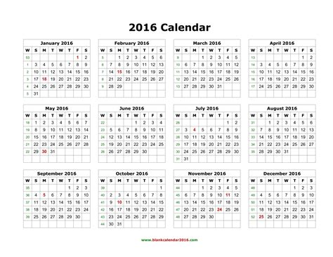 search results for printable monthly calendar 2016 pdf 2016 calendar template pdf