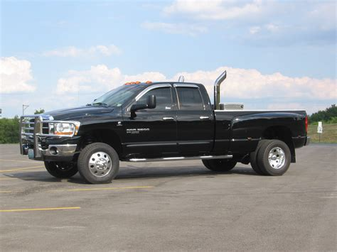 bull hauler stacks dodge cummins diesel forum