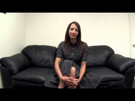 casting couch in hd backroom casting couch walkout youtube