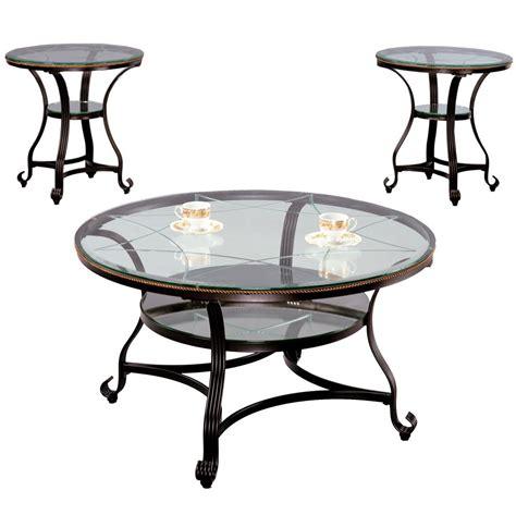 3pc Table Set by 3pc Occasional Table Set Bel Furniture Houston San Antonio