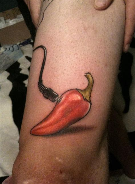 red hot chili peppers tattoo designs awesome chili pepper chili peppers and etc