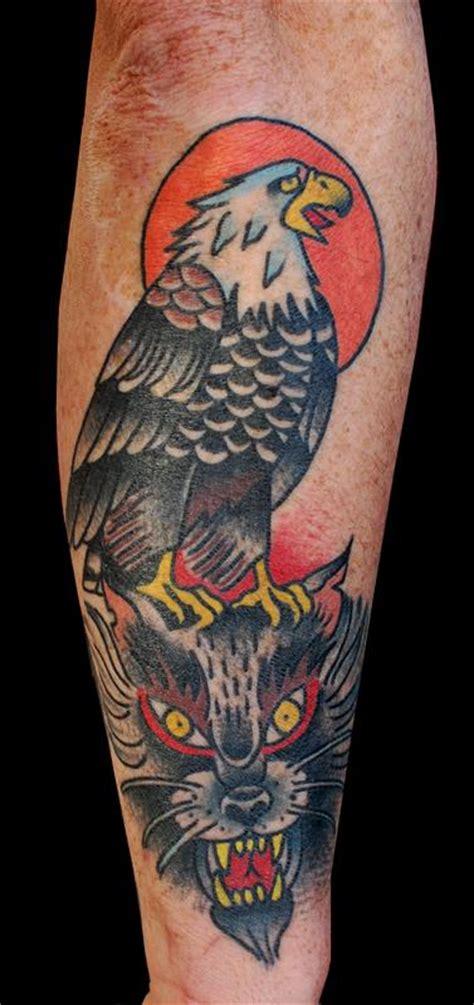 tattoo eagle totem eagle totem tattoo