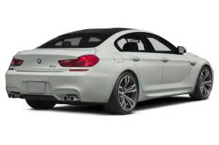 2014 bmw m6 gran coupe price photos reviews features