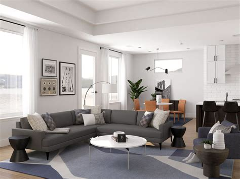 layout ideas   open living dining room large