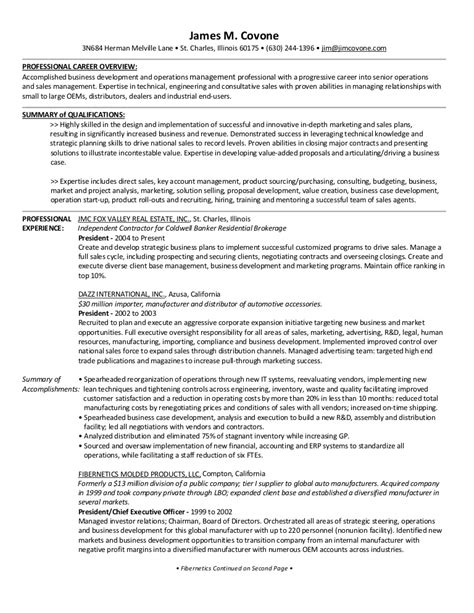 Government Contractor Sle Resume by General Contractor Resume Berathen