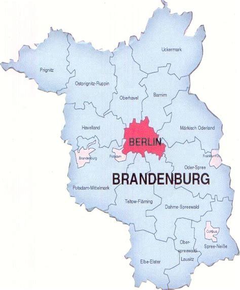städtekarte deutschland stadt brandenburg karte my