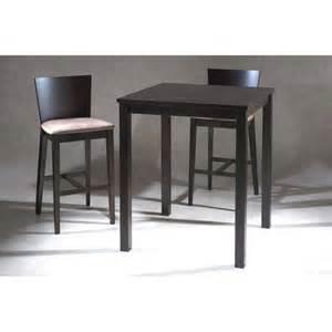 table bar haute meuble cuisine