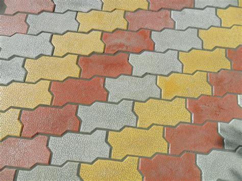 zigzag brick pattern block paving moto sana builders