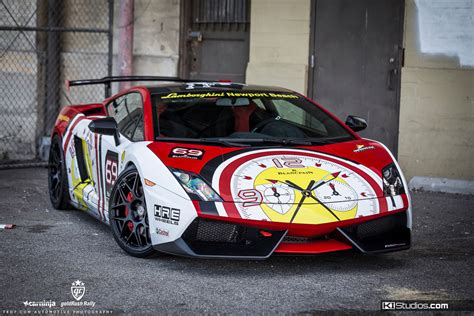 Lamborghini Trofeo Blancpain Lamborghini Gallardo Trofeo Stradale Ki