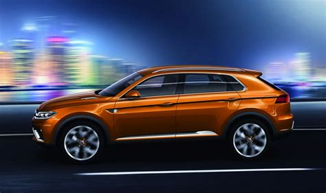 volkswagen crossblue price volkswagen crossblue coupe concept compact suv leaked