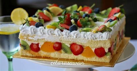 Tutty Fruity Pudding fruity tutty cheesecake kakwan
