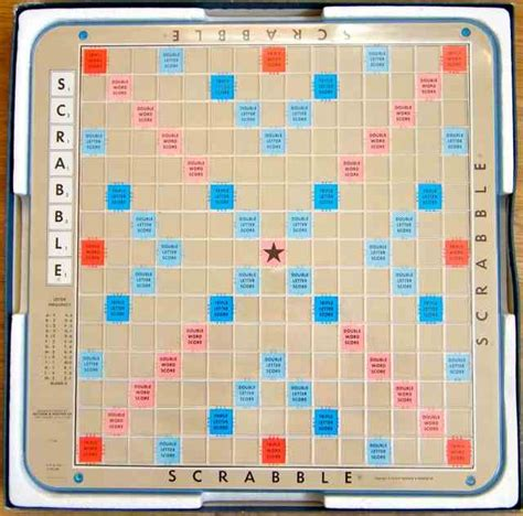 scrabble with blanks when you fill out their application forms t he local