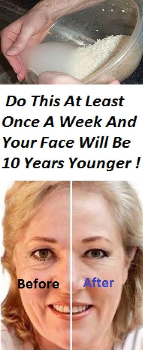 10 Years Younger In 10 Weeks do this at least once a week and your will be 10