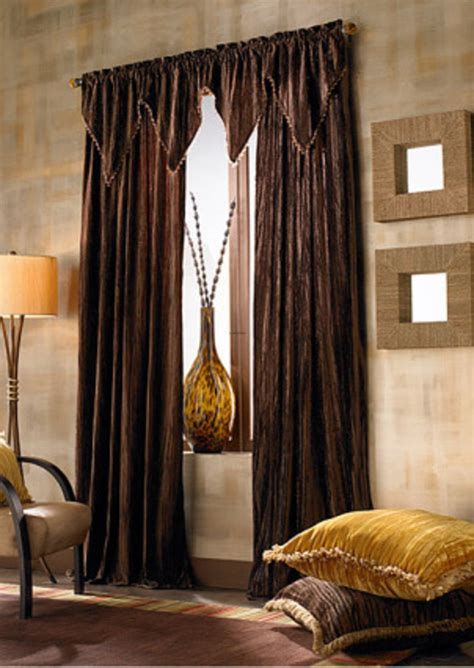 Curtains And Drapes Ideas Living Room Living Room Curtains Casual Cottage