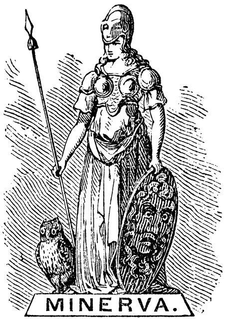 Minerva   ClipArt ETC