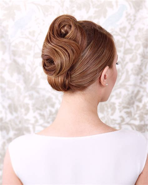 Vintage Hairstyles Book by Vintage Hairstyles From Hrst Books A Discount Ruffled