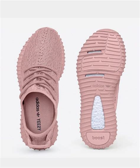 shoes yeezy adidas pink pastel pink wheretoget