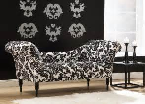 Attractive living room pattern chair ideas black white damask pattern
