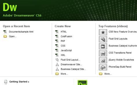 dreamweaver tutorial login page 20 adobe dreamweaver cs6 tutorials for web designers