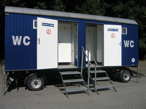 wc wagen wc box