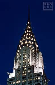 Images Of The Chrysler Building Chrysler Building Spire At Color Photo