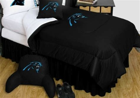 carolina panthers comforter carolina panthers bedding nfl comforter full duvet