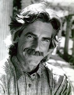 The Moustache Is A Goner by Oh Yea Sam Elliott On 39 Pins