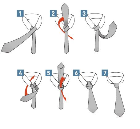 kimboleeey how to tie a tie step by step images