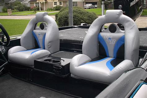 bass boat seat console center seats and consoles bass cat boats