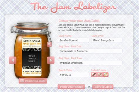 Etiketten Jam by Diy Label Je Jotjes Culy Nl