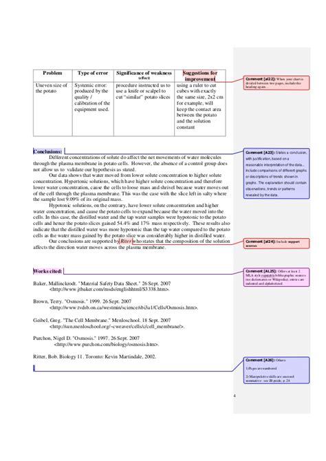 design lab report ib ib biology lab report sle
