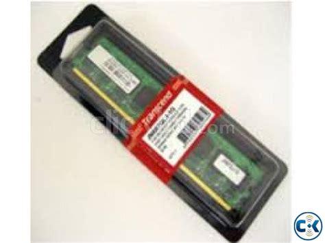 Ram Ddr2 New ram 2gb ddr2 new 1 year warranty clickbd