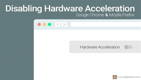 chrome hardware acceleration how to disable hardware acceleration in google chrome and