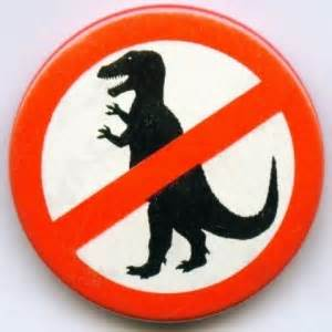 Mobil Oil petrol no dinosaur no entry from the Badge Collectors Circle ... M 2300 T
