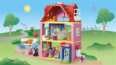 lego duplo doll house duplo play house mwende christine pinterest