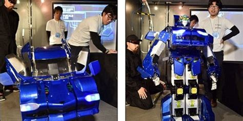 membuat film robot 2020 robot transformer jepang akan setinggi rumah dua