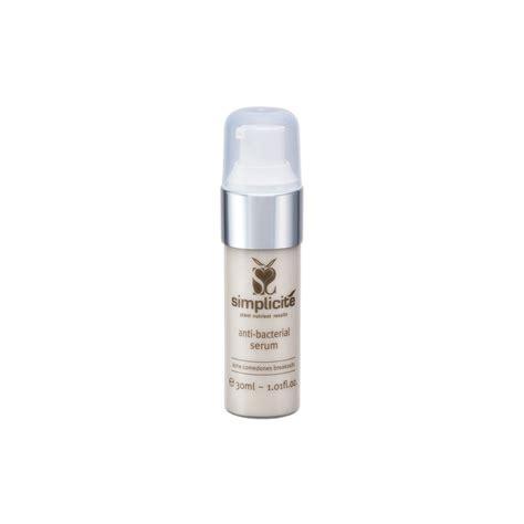 Dr Serum Pimple Acne Care acne anti bacterial serum simplicite skin care