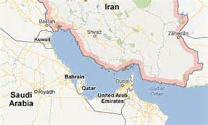 iran threatens  sue google  omitting persian gulf